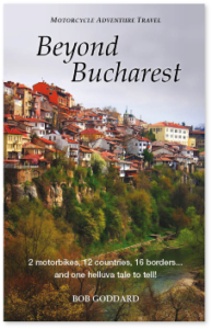 Beyond Bucharest book cover