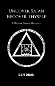 Uncover Satan Recover Thyself book cover